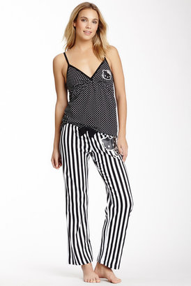 Hello Kitty Dynamic Duo Cami & Pant Set $45 thestylecure.com