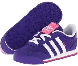 adidas Kids - Orion 2 - Nylon (Infant/Toddler) (Blast Purple/Running White/Ray Pink) - Footwear