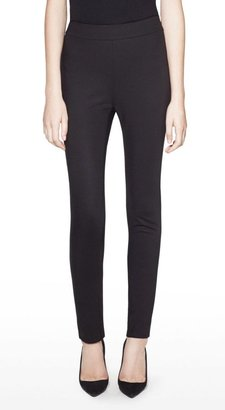 Theory Highwaist Pant in Suit Stretch Wool