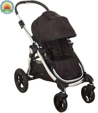 Baby Jogger City Select Single SP11 (Onyx) - Baby Shop