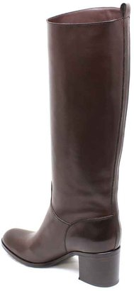 """Sartore SR2211"""" Brown Leather Riding Boot"""