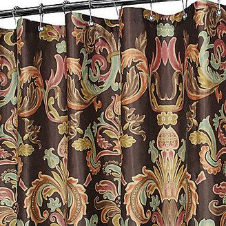 B. Smith Park Cambria Multi Fabric Shower Curtain