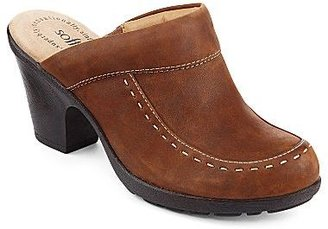 Softspots Collette Leather Clogs