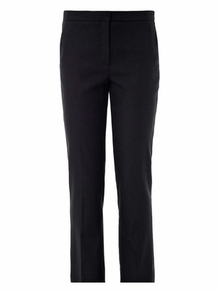 The Row Trocky wool cropped trousers
