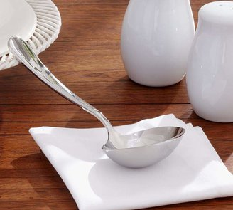 Pottery Barn Classic Stainless Steel Gravy Ladle
