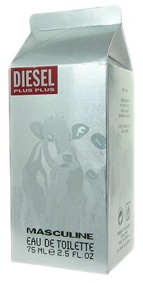 Diesel Plus Eau De Toilette Spray