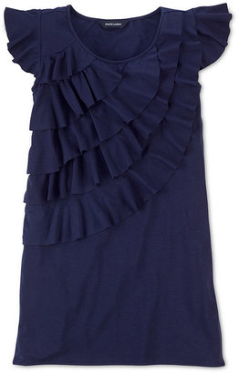 Ralph Lauren Dress, Girls Flutter Ruffle Dress