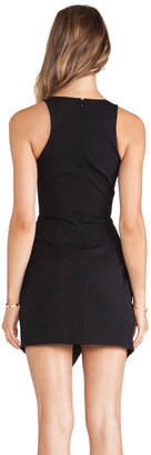 Charles Henry Cutout Dress