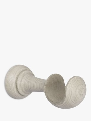 John Lewis & Partners Grey Single Bracket, 35mm
