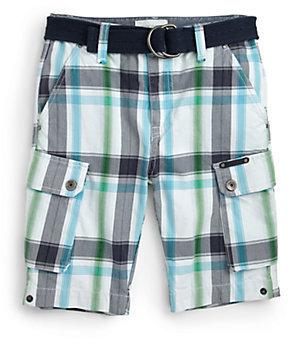 Diesel Boy's Pansi Cargo Shorts