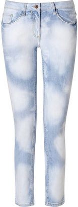 Sandro Light Denim Used Jeans