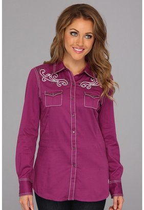 Ariat Betty Shirt (Hypnotic Violet) - Apparel