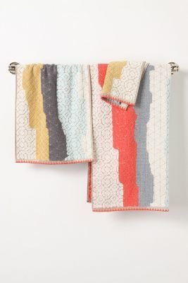 Anthropologie Sechura Towel Collection