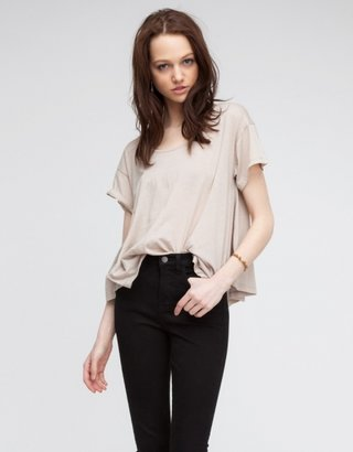 Which We Want Scallop Tee