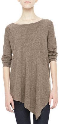 Joie Tambrel Asymmetric Knit Sweater