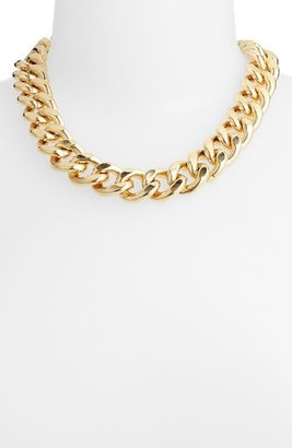Nordstrom Curb Link Collar Necklace
