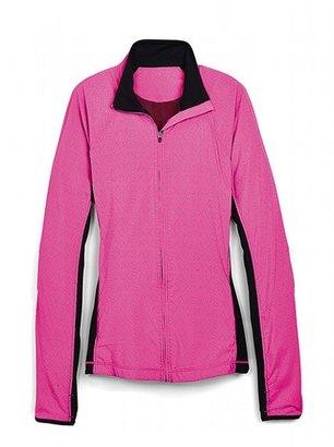 Victoria's Secret VSX Sport Perforated Running Jacket