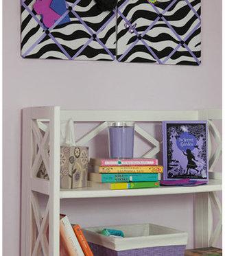 JoJo Designs Sweet Zebra Purple Collection Memo Board