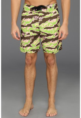 Hurley Stecyk By The Pool Boardwalk Walkshort (Brown) - Apparel