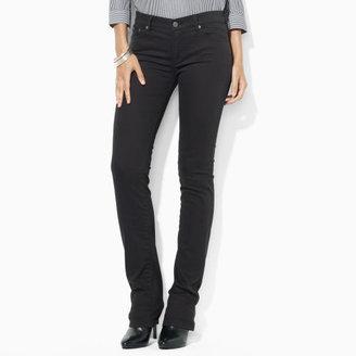Lauren Ralph Lauren Ralph Slimming Modern Straight Jean