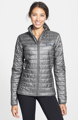 Women's Patagonia 'Nano Puff' Water Resistant Jacket $199 thestylecure.com