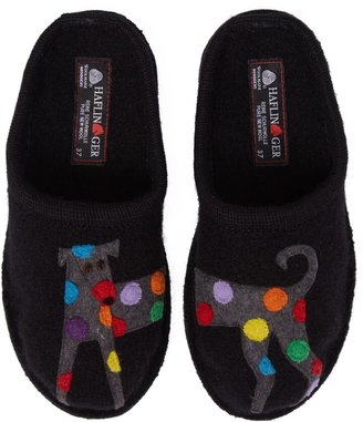 Haflinger 'Dog' Slipper