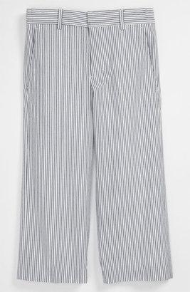 Nordstrom 'Phillip' Seersucker Trousers (Toddler)