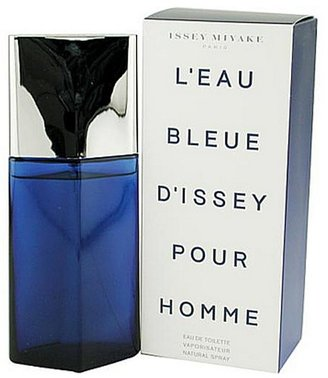Issey Miyake Leau Bleue Dissey Pour Homme by for Men