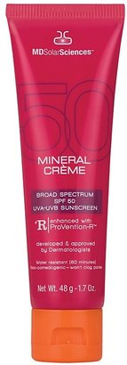 MD Solar Sciences Mineral Crème SPF 50 Broad Spectrum Sunscreen $30 thestylecure.com