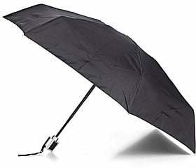 Saks Fifth Avenue Women's Fold-Flat Umbrella