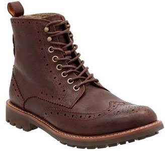 Men's Clarks 'Montacute Lord' Wingtip Boot $160 thestylecure.com