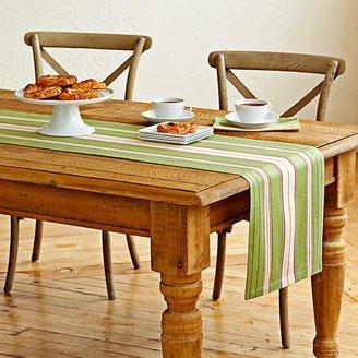 Williams-Sonoma Harvest Stripe Table Runner