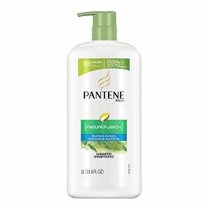 Pantene NatureFusion Moisture Balance Shampoo with Pump