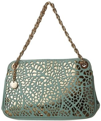 Ivanka Trump Cynthia (Aqua) - Bags and Luggage