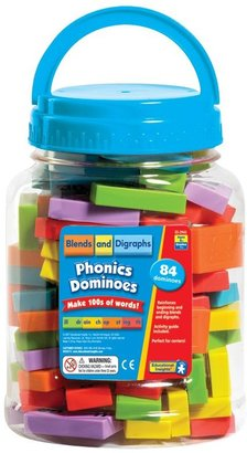 Educational Insights Phonics Dominoes-Blends and D