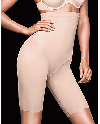 Flexees Maidenform&reg ; Comfort Devotion Hi Waist Thigh Slimmer-2016