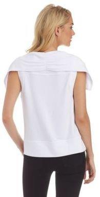 Kensie Cowl Neck Vest