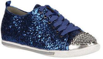 Delia's Wanted Broome Glitter Sneaker
