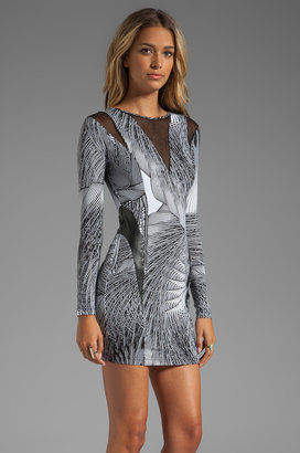 Bless'ed Are The Meek Soundwave Dress