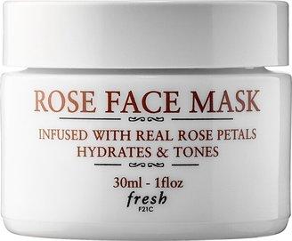 Fresh Rose Face Mask