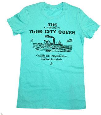 Mojoware Twin City Queen Tee Women's