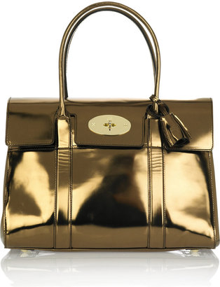 Mulberry Mirrored Bayswater bag