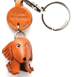 Golden Retriever Vanca Craft Keychain
