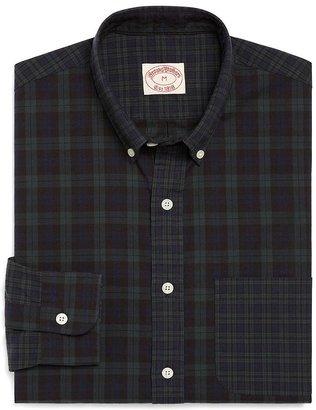 Brooks Brothers Extra-Slim Fit Blackwatch Fun Shirt