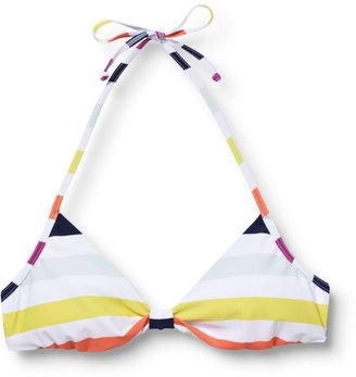 Quiksilver Beach Bow Halter Swimsuit Top