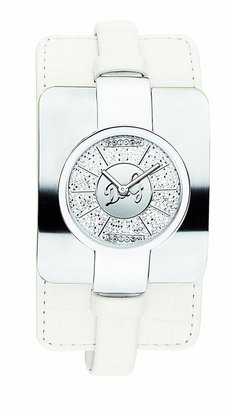 D&G Bull Women's Watch with Silver Dial