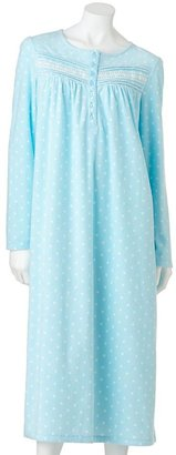 Croft & barrow ® fleece nightgown