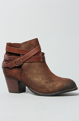 Dolce Vita The Java Boot in Brown Suede