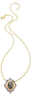 Alexis Bittar Lace Pendant Necklace