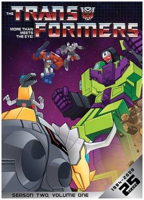 Transformers Season 2 Volume 1 (25th Anniversary Edition)